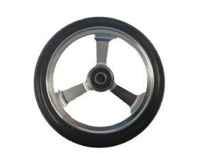 Alumiinipyörä polyuretaani